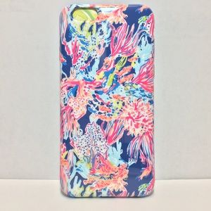 Lilly Pulitzer Sunken Treasure iPhone 7 case cover